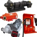 Gasoline pump certified Atex