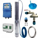 Borehole pump kit